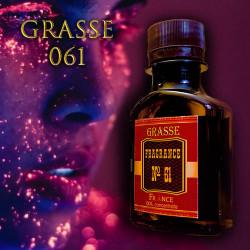 GRASSE 061- аромат направления CRYSTAL NOIR (Versace) 100 или 30 мл