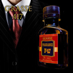 GRASSE 417 - Аромат направления GENTLEMAN (Givenchy) 100 ml