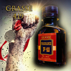 GRASSE 419 - Аромат направления INVICTUS (Paco Rabanne) 100 или 30 мл