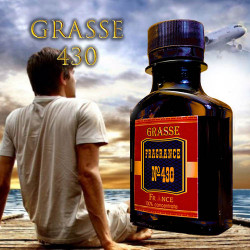 GRASSE 430 - Аромат направления STRONGER WITH YOU (Giorgio Armani) 100 или 30 мл